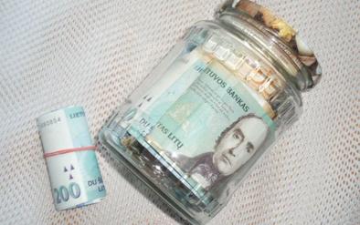 Kur dabar vieviečiai pinigus slėps