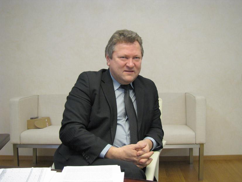 """""""Ačiū, ministre, kad mano vaikai Lietuvoje"""""""