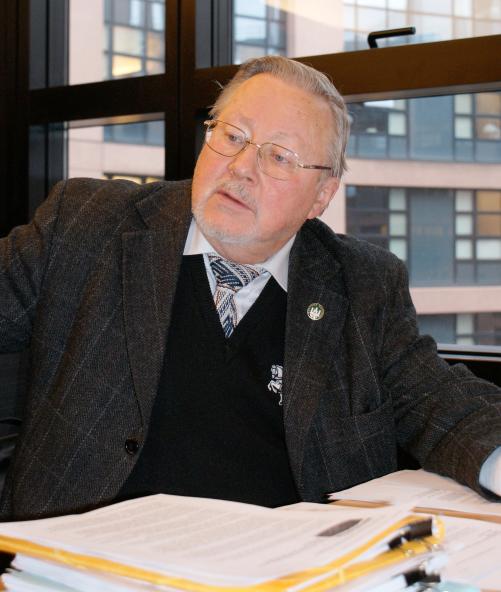 """V. Landsbergis: """"Norime, kad bręstų viena visos Europos istorija"""""""