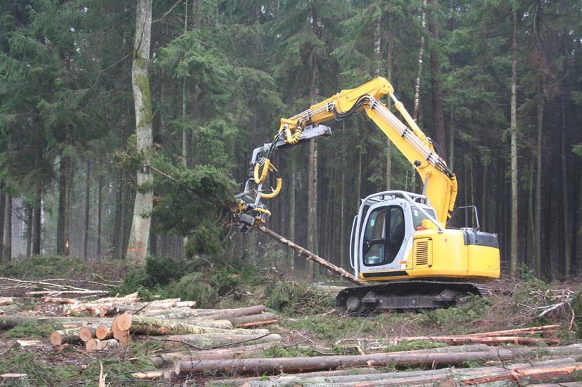 Moderni technika neleis miško šeimininkui pražūti