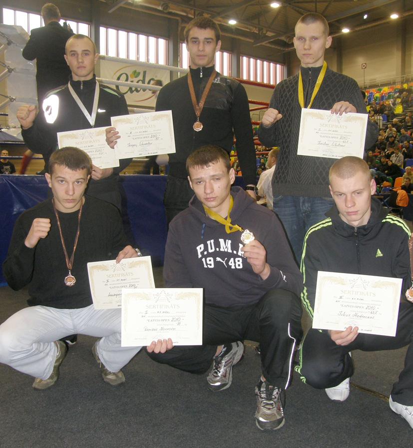 Atviras Latvijos kik-bokso čempionatas