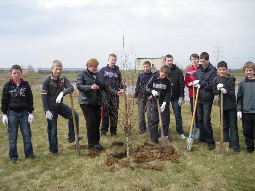 """""""Darom 2010""""  Kietaviškių  seniūnijoje"""