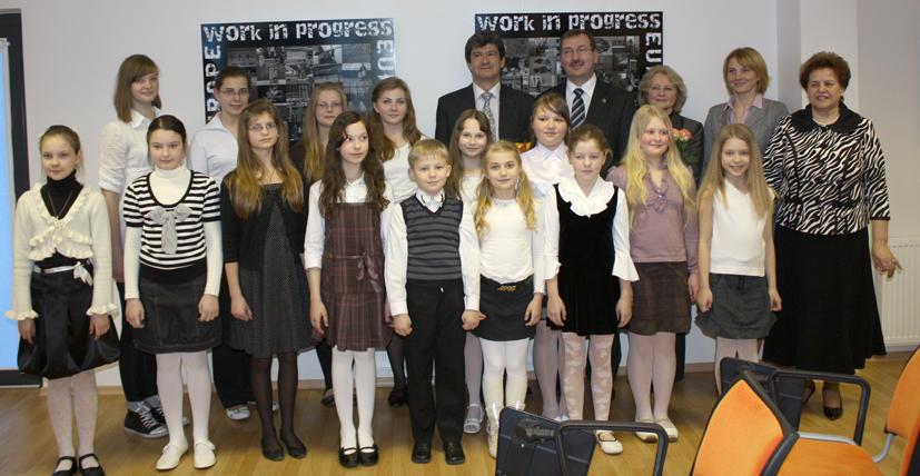 Austrijos ambasadorius aplankė Elektrėnus