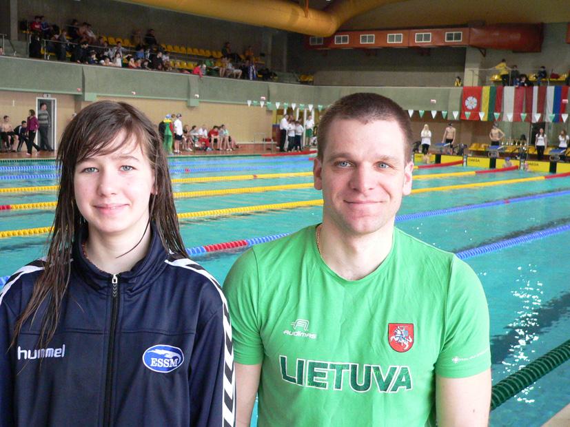 """Plaukimo varžybos """"Dzūkijos taurė 2010"""""""