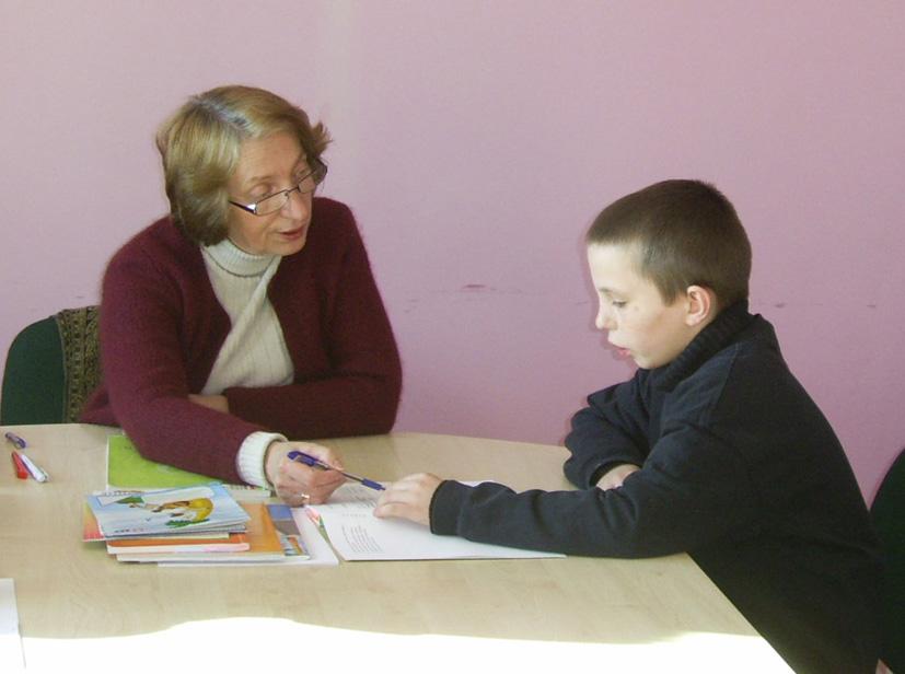 Specialiojo pedagogo pagalba