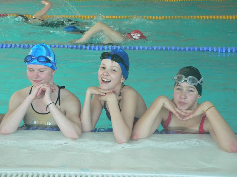 Lietuvos jaunučių ir vaikų plaukimo pavasario pirmenybės