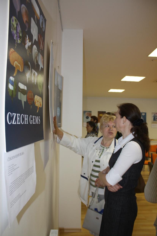 Elektrėniečiams pristatyta Čekija