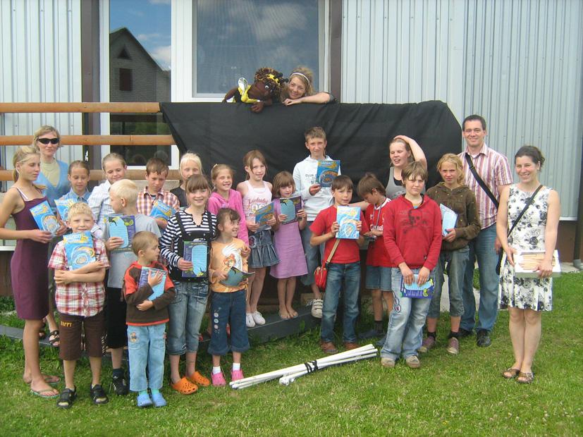 Vievio vaikų dienos centras – meilės ir šviesos žiburėlis vaikų širdelėse