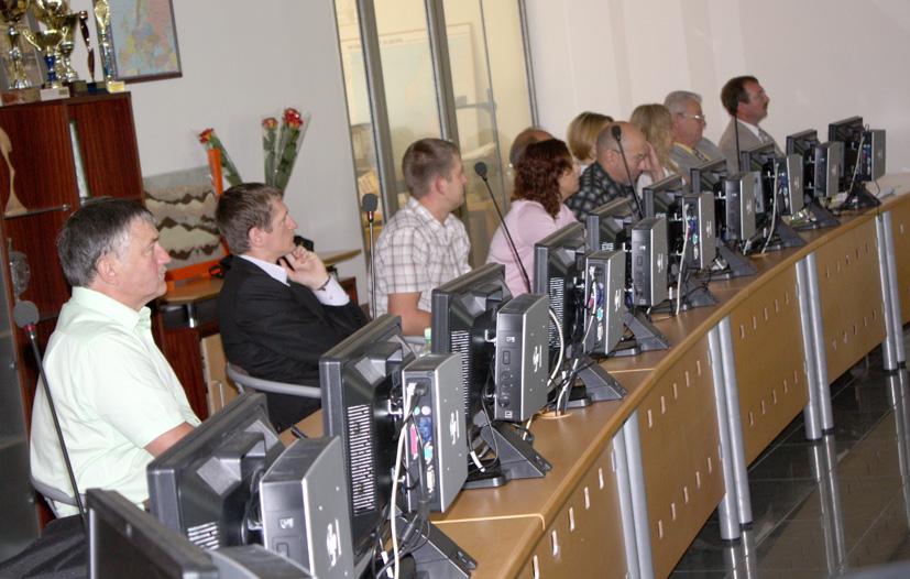 Savivaldybės tarybos posėdyje