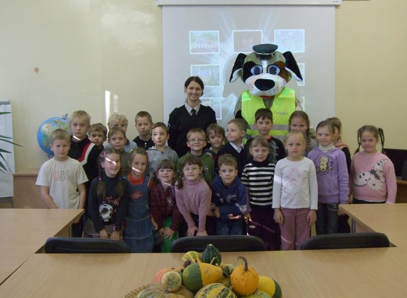 Europos saugaus eismo diena mokyklose