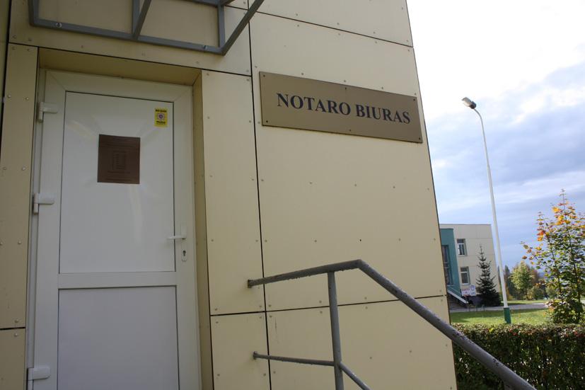 Elektrėnuose liko tik vienas notaras