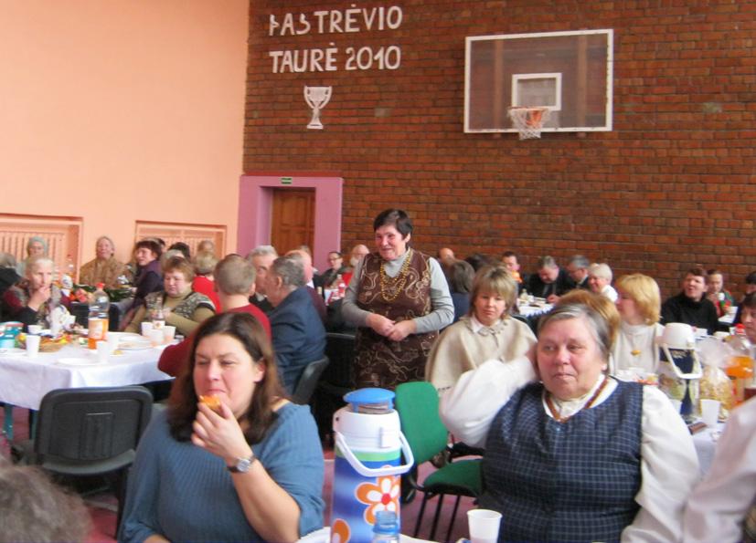 Aštuntoji Semeliškių parapijos šventė