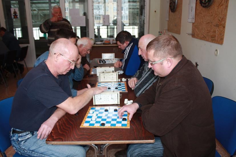Prieš Kalėdas – tradicinis šaškių turnyras
