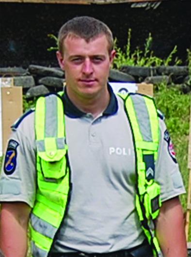 Stipriausias iš stipriausiųjų Vilniaus apskrities pareigūnų dirba Elektrėnų policijos komisariate