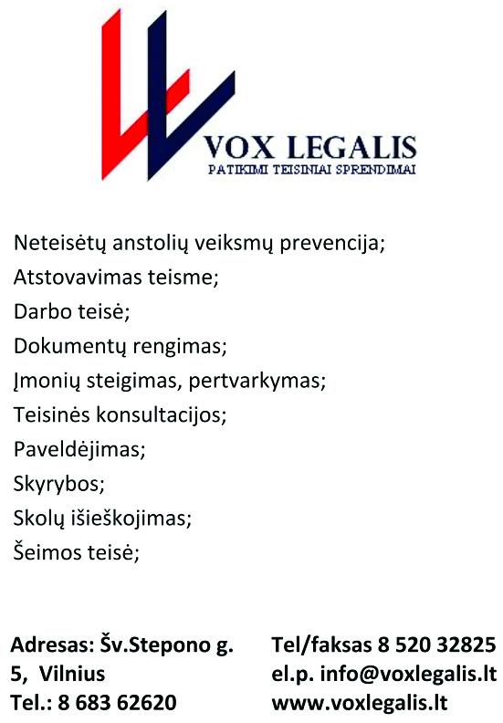 Teisiniai sprendimai