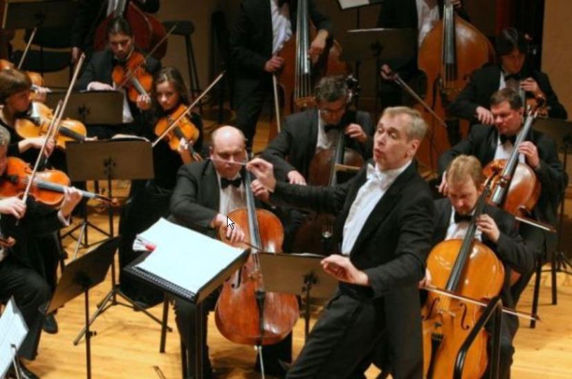 Maestro iš Vievio – dirigentas Gintaras Rinkevičius