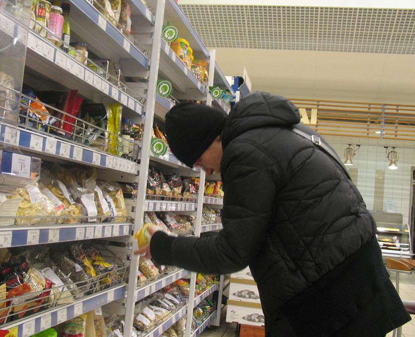 Remiamų išskirtinės kokybės produktų sąrašas – dar platesnis