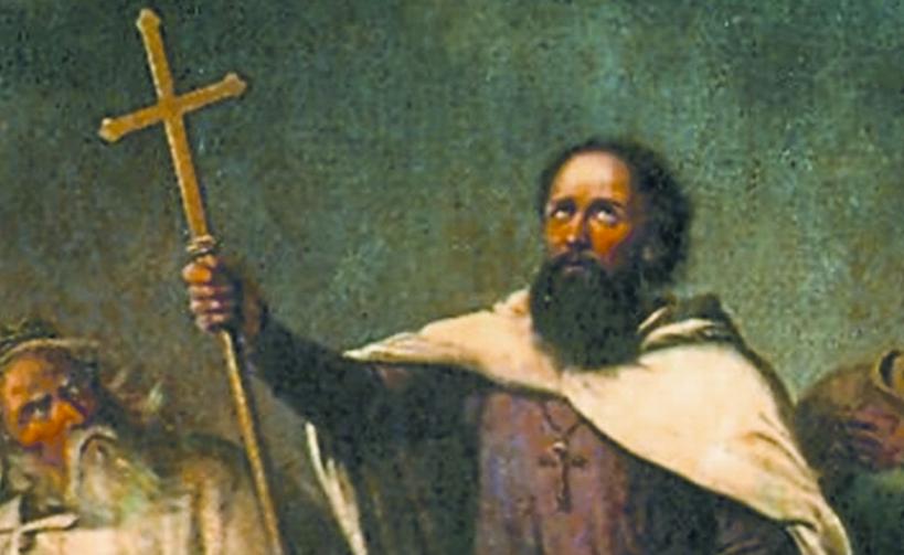 Istorikai: Šv. Brunonas nužudytas Elektrėnų krašte