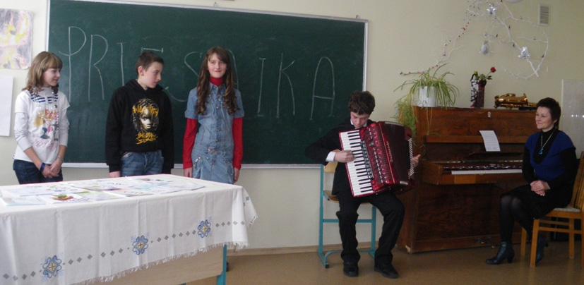Kietaviškių pagrindinės mokyklos vasario renginių kaleidoskopas