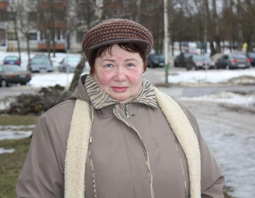 Pilypiškių bendruomenės pirmininkė: jei eini į valdžią, turi eiti ir į žmones
