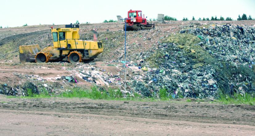 Kada rasime kelią iš atliekų labirinto?
