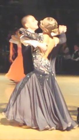 Nugalėtojų  laurai – Reveranso šokėjams