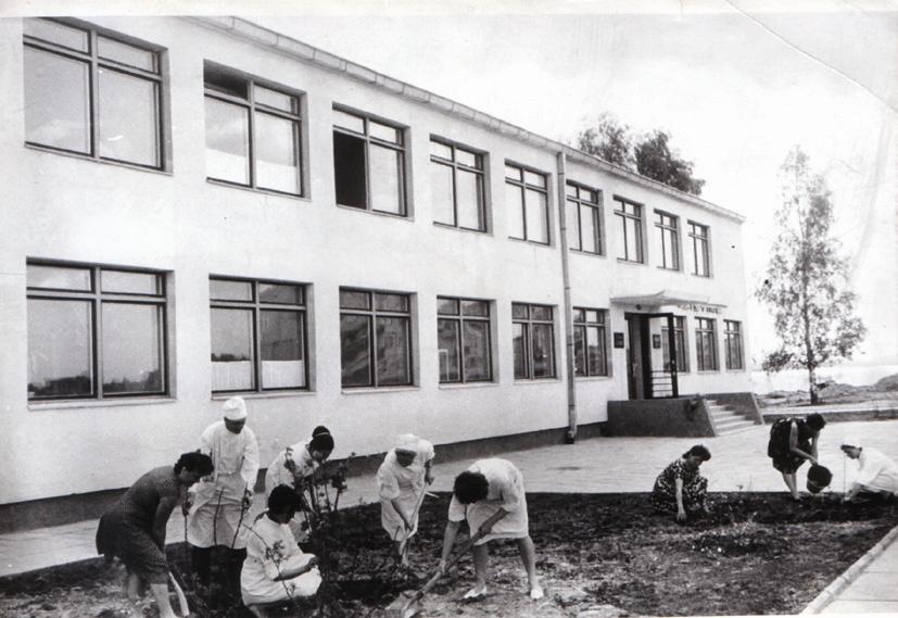 Elektrėnų ligoninė: nuo praeities fotokronikoje  iki e-sveikatos
