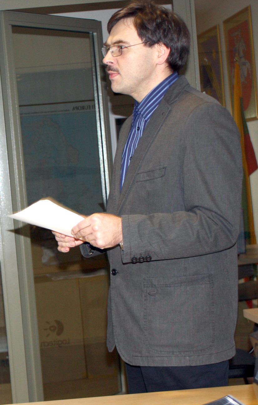 Elektrėnų savivaldybės Rinkimų komisijos pirmininkas: kalbos be faktų ir lieka kalbomis