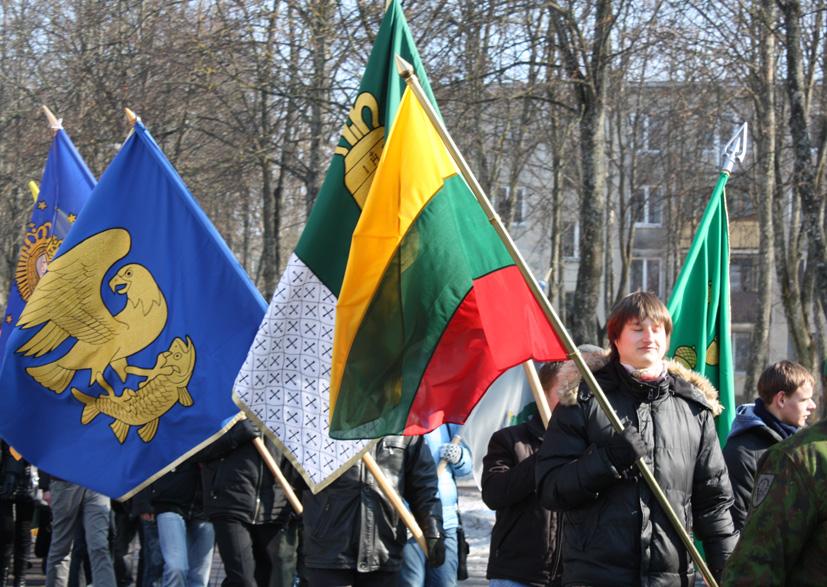 Kovo 11 – oji Lietuvos nepriklausomybės atkūrimo diena