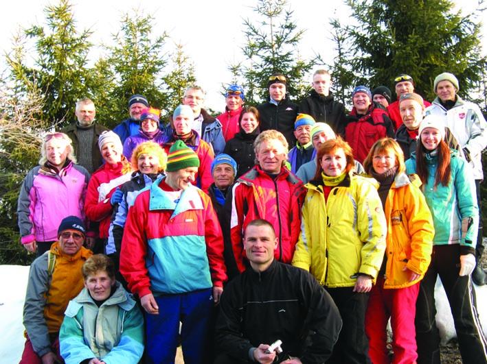 """35-asis slidinėjimo maratonas Lenkijoje """"Bieg Piastow"""""""