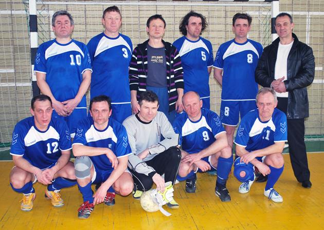 Baigėsi 2010-2011 metų Lietuvos II-os lygos salių futbolo pirmenybės