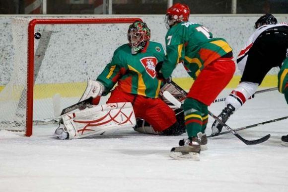 Lietuvos ledo ritulio rinktinė išliko pirmajame divizione