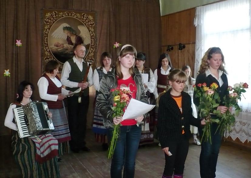 Mamyčių šventė Jagėlonyse
