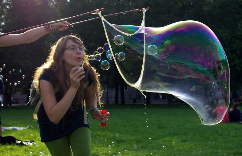 """Elektrėnuose pirmą kartą vyks """"Burbuliatorius"""""""