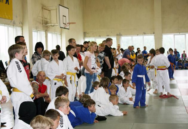 """Tarptautinis jaunučių dziudo turnyras """"Vaikų pasaulis 2011"""""""