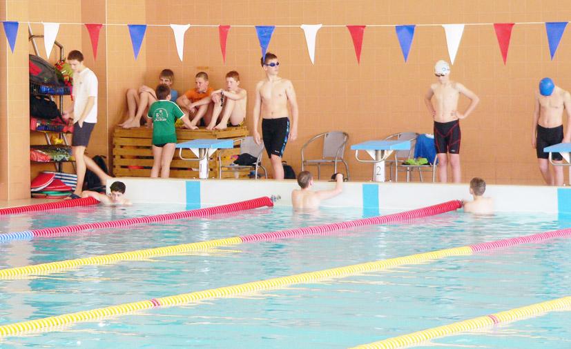 Lietuvos vaikų plaukimo pavasario pirmenybės
