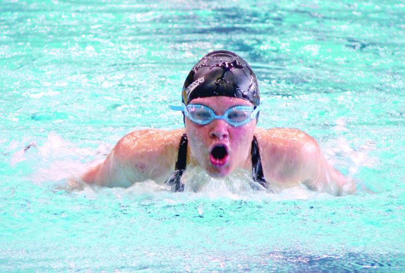 Lietuvos jaunių žiemos plaukimo pirmenybės Alytuje