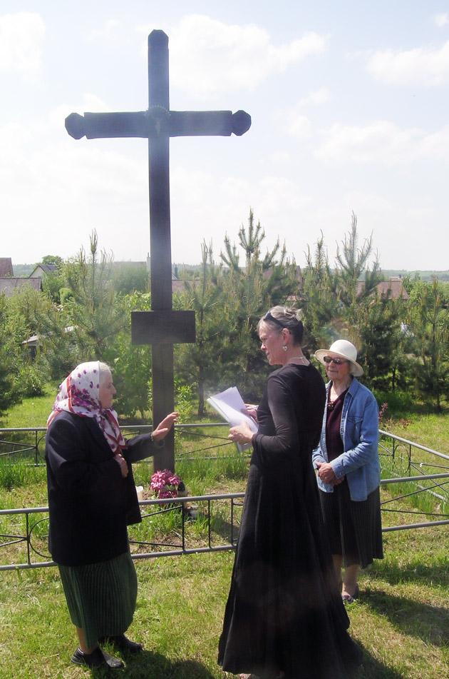 Nepamirškime partizanų aukų
