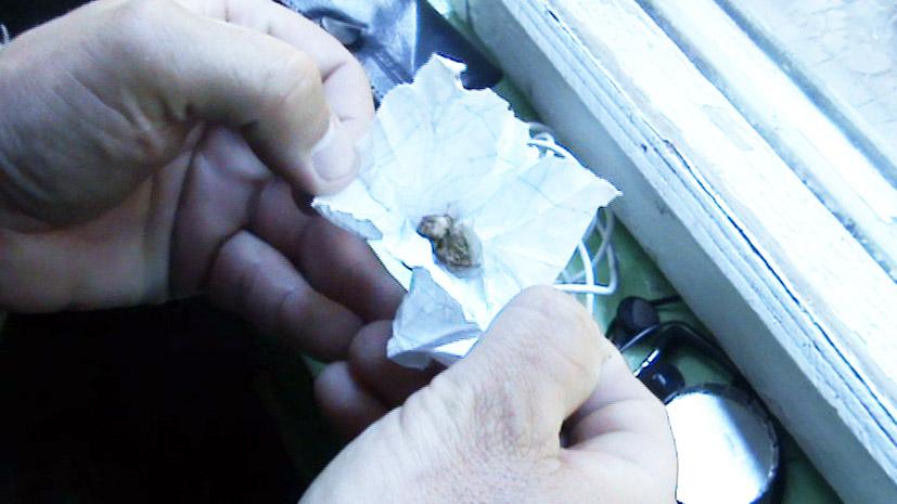 Sulaikytas nepilnametis, įtariamas narkotinių medžiagų platinimu