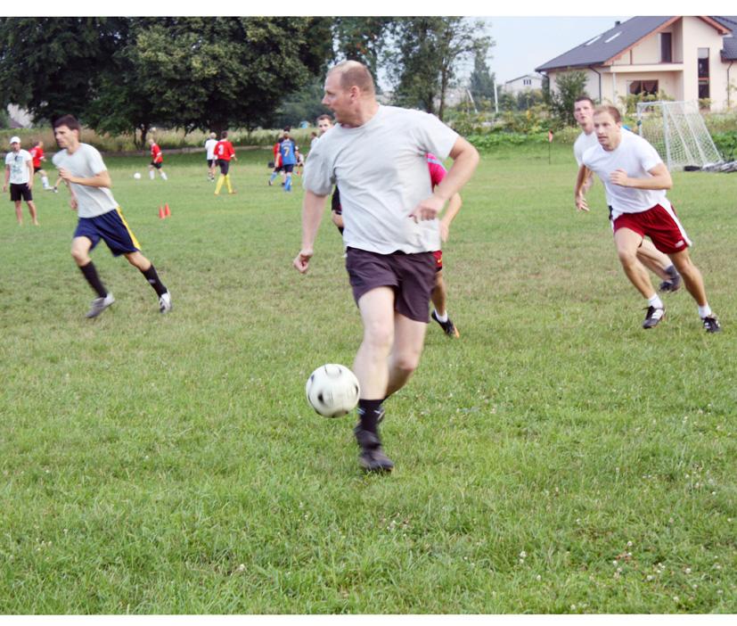 Įpusėjo mažojo futbolo pirmasis etapas