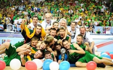 Pasaulio jaunimo čempionatą per televiziją stebėjo milijonas lietuvių