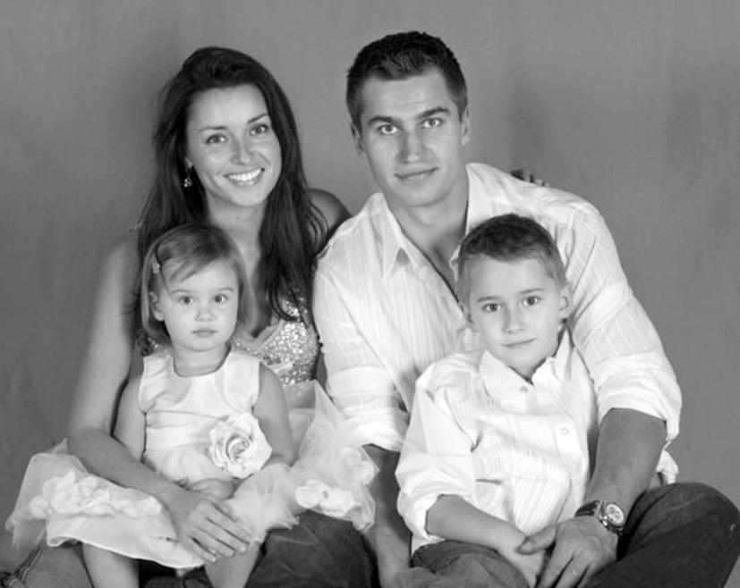 Ledo ritulininko D.Zubraus vestuvės Monrealyje – po 12 metų kartu