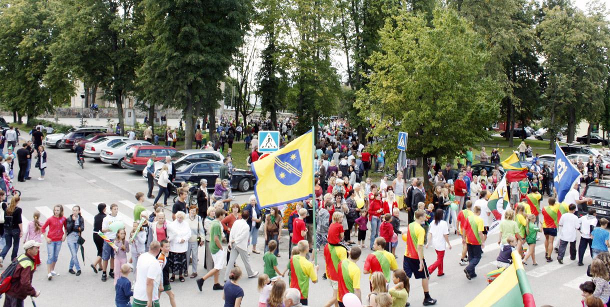 Elektrėnų savivaldybė varė už Lietuvą