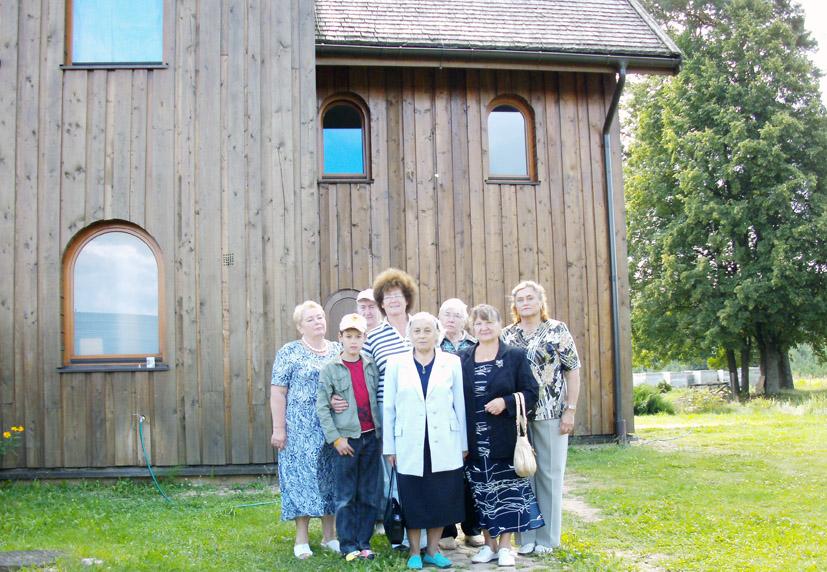 Elektrėnų neįgalieji lankėsi Paparčių vienuolyne
