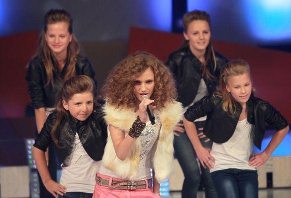 Vaikų Euroviziją prisiminus
