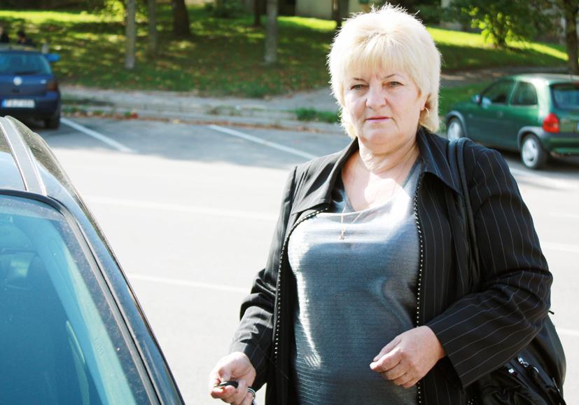 Tarybos narė Aldona Kirkliauskienė: taryboje daugiau klausomės