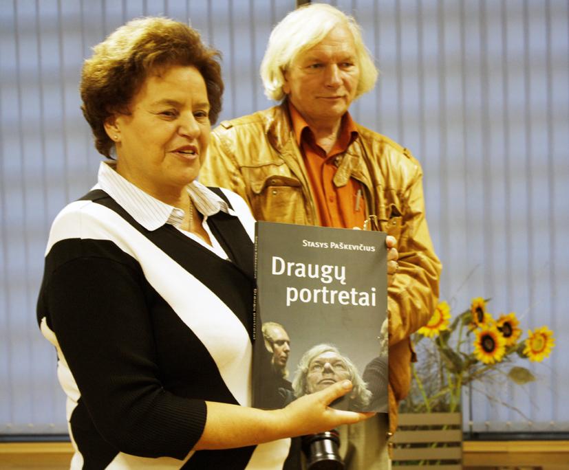 Stasio Paškevičiaus draugų portretai