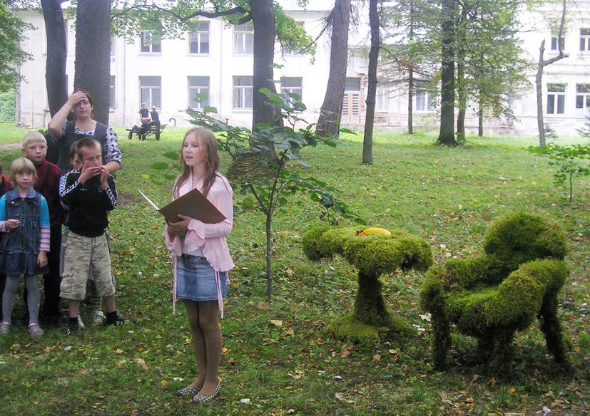 Žemės menas Panerių parke