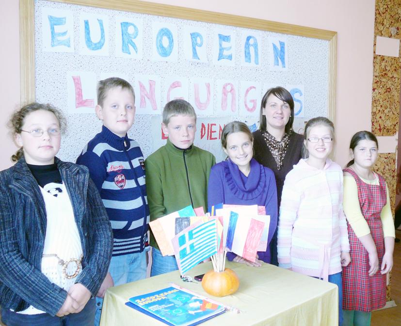 Europos kalbų diena Pastrėvyje