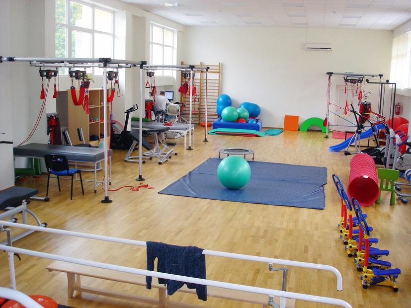 Abromiškių reabilitacijos ligoninėje – naujos galimybės vaikų  reabilitacijai